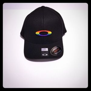 Oakley Tin Can Pride Hat Multiple Sizes